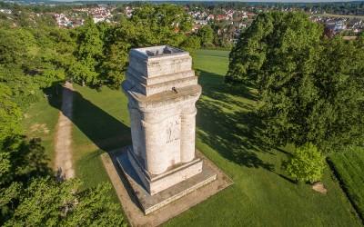 Stadt Neusäß - Stadtteil Steppach - Bismarckturm