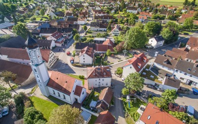Stadt Neusäß - Stadtteil Täfertingen