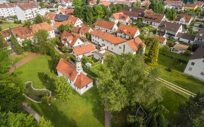 Stadt Neusäß - Stadtteil Alt-Neusäß - Ägidiuspark