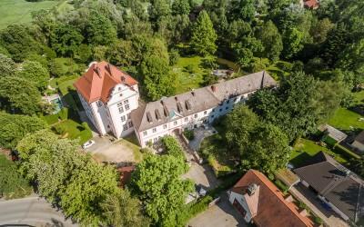 Stadt Neusäß - Stadtteil Hainhofen - Schloss