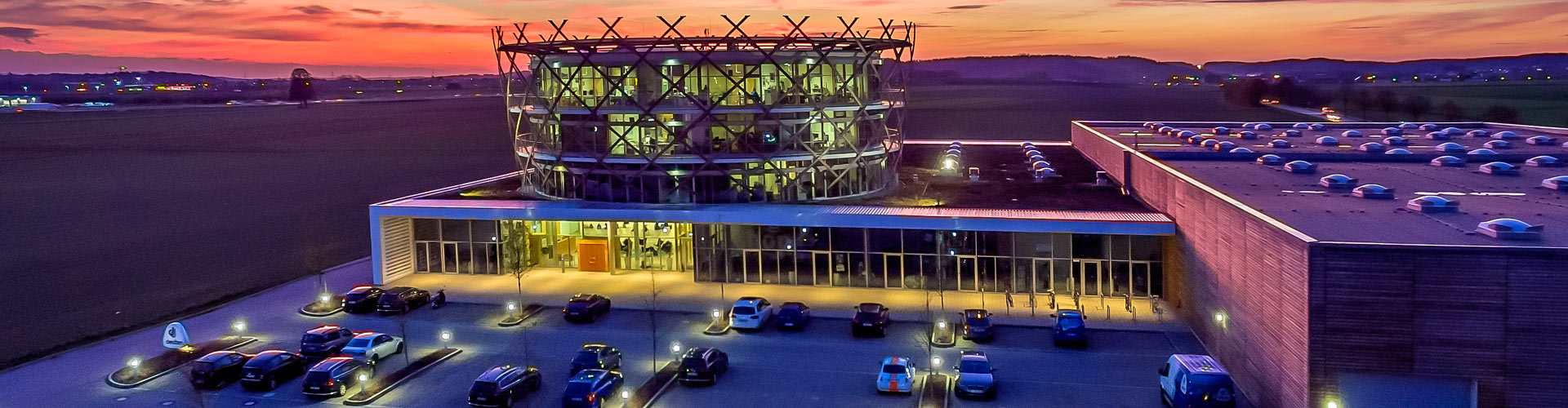 Luftaufnahmen für Augsburg und Umgebung