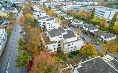 Bilder für Immobilienmakler - bei trüben, feuchtem Herbstwetter