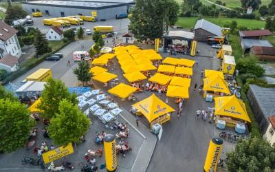 Ustersbacher Bier.Sommer.Festival 2015
