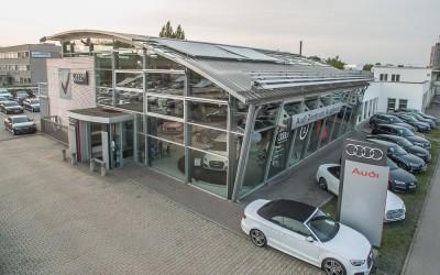 Audi Zentrum Augsburg